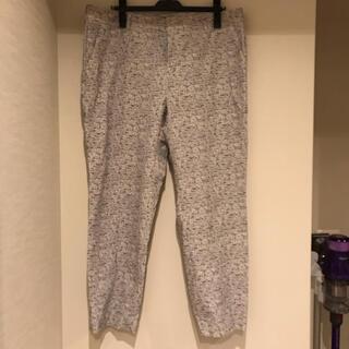 インディヴィ(INDIVI)のINDIVI 大きいサイズ パンツ スーツ 19号 未使用タグ付き(カジュアルパンツ)