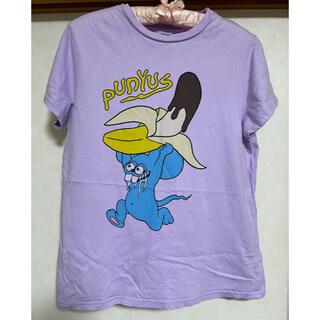 プニュズ(PUNYUS)のPUNYUS プニュズ Tシャツ いただきマウス(Tシャツ(半袖/袖なし))