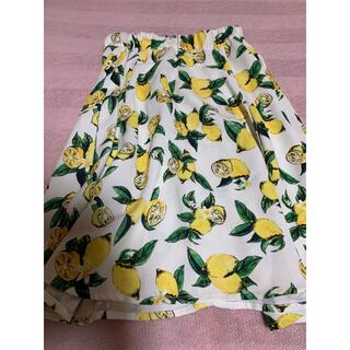 オゾック(OZOC)のOZOC スカート(ひざ丈スカート)