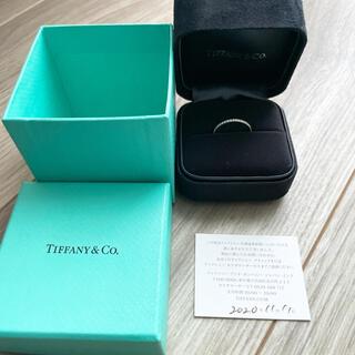 ティファニー(Tiffany & Co.)のティファニー メトロ フルエタニティ リング (リング(指輪))