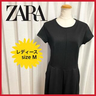 ザラ(ZARA)の【ZARA W&B COLLECTION】オールインワン レディース M(オールインワン)