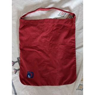 イデー(IDEE)のIDEE POOL 無印良品 コットントート ミロコマチコ刺繍(トートバッグ)