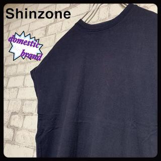 シンゾーン(Shinzone)の【ドメブラ】Shinzone シンゾーン/カットソー フレンチスリーブ (カットソー(半袖/袖なし))