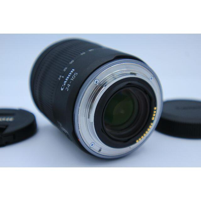 Canon(キヤノン)の美品 Canon RF24-105mm F4-7.1 IS STM キャノン スマホ/家電/カメラのカメラ(レンズ(ズーム))の商品写真