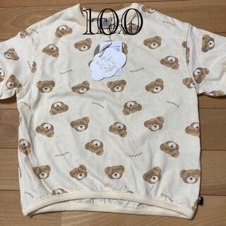 futafuta - フタフタ futafuta くま Tシャツ 100