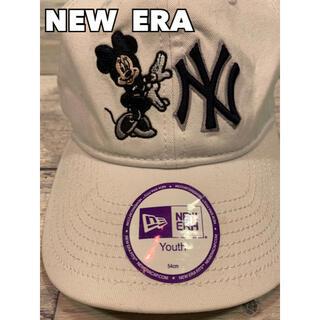 NEW ERA ニューヨークヤンキースキャップ キッズ