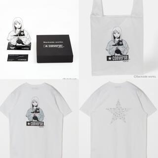 コンバース(CONVERSE)のbackside works. converse 4点セット(Tシャツ(半袖/袖なし))