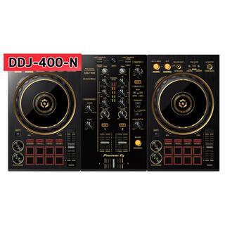 パイオニア(Pioneer)のPioneer DDJ400 N(DJコントローラー)