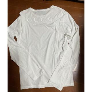 Gucci - GUCCIロゴ長袖Tシャツ