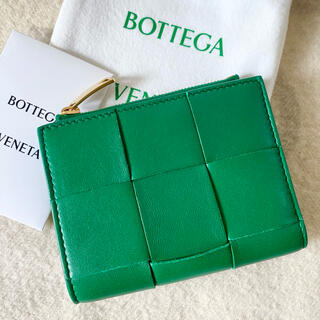 Bottega Veneta - ボッテガヴェネタ ポルトフォグリオ ミニ 財布 マキシイントレ 新作 完売品