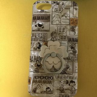 SNOOPY - iPhone 7/8/SE2 スマホカバー