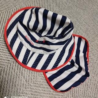 ベネトン(BENETTON)のベネトン 帽子 夏用 子供服(帽子)
