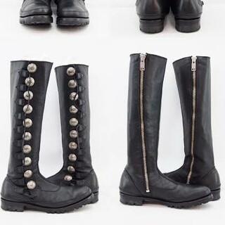 UNDERCOVER - ブラックミーンズ ブーツ