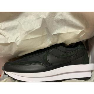 ナイキ(NIKE)の27.5cm Nike × sacai LDWaffle 未使用箱付(スニーカー)