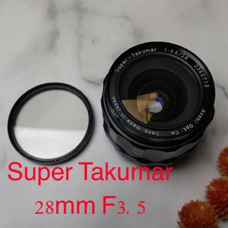 PENTAX - PENTAX ペンタックス Super Takumar 28mm F3.5