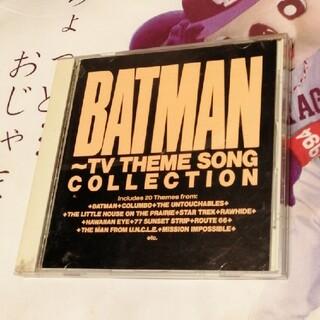 大幅値下げ CD バットマン 〜TV主題歌集 20曲入(映画音楽)