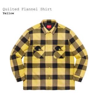 シュプリーム(Supreme)のSupreme Quilted Flannel Shirt シュプリーム(シャツ)