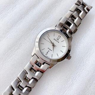 アルバ(ALBA)のALBA  azure レディース クォーツ腕時計 稼動品(腕時計)