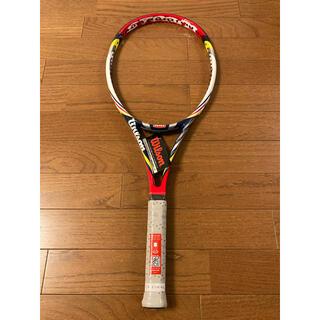 ウィルソン(wilson)のセダンおやじ様専用☆新品テニスラケット Wilson ウィルソン BLX100(ラケット)