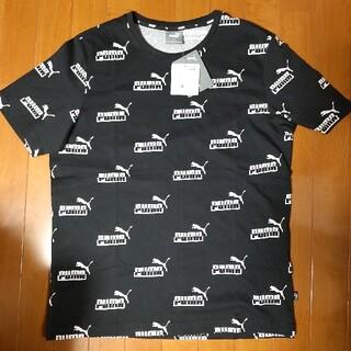 プーマ(PUMA)の新品タグ付き☆PUMA  メンズTシャツ👕L寸(Tシャツ/カットソー(半袖/袖なし))