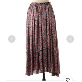 Drawer - Drawer  T-mat Masaki-Parisフラワーボリュームスカート