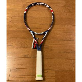 ウィルソン(wilson)の新品未使用!硬式テニスラケット Wilson ウィルソン JUICE100(ラケット)