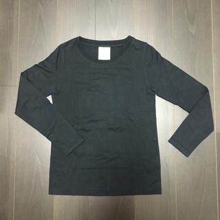 レイビームス(Ray BEAMS)のレイビームス☆黒ロンT 重ね着(Tシャツ(長袖/七分))