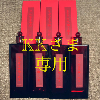 シセイドウ(SHISEIDO (資生堂))のオイデルミン 空き瓶 4本 資生堂(容器)