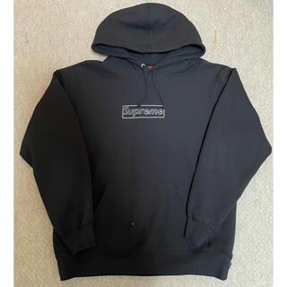シュプリーム(Supreme)のSupreme KAWS Logo Hooded Sweatshirt(パーカー)