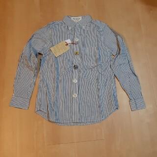 ゴートゥーハリウッド(GO TO HOLLYWOOD)のGOTOHOLLYWOODボタンダウンシャツ 150cm(ブラウス)