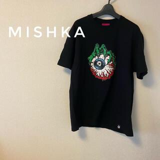 ミシカ(MISHKA)のMISHKATシャツ(Tシャツ/カットソー(半袖/袖なし))