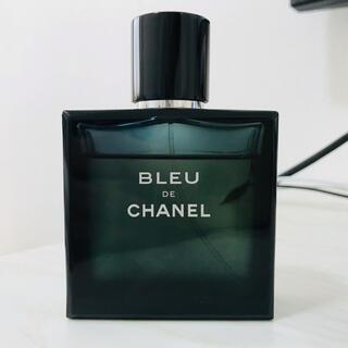 シャネル(CHANEL)のシャネル ブルー ドゥ シャネル パルファム (ヴァポリザター) 50(香水(男性用))