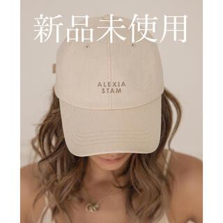 ALEXIA STAM - ALEXIA STAM キャップ