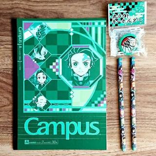 コクヨ(コクヨ)のショウワ ノート 鉛筆 文房具 鬼滅の刃 Campusコクヨ(鉛筆)