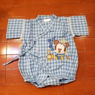 ディズニー(Disney)のミッキー☆甚平(甚平/浴衣)