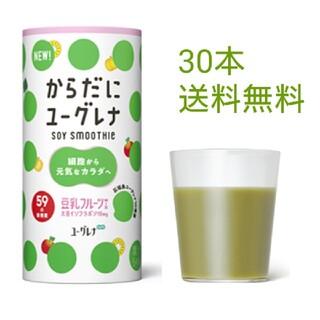 【ぁぃすのみ様専用】からだにユーグレナ 豆乳フルーツ スムージー(スポーツ/フィットネス)
