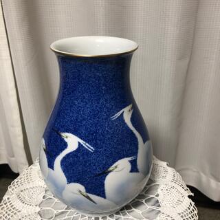 【新品・未使用】深川製磁 花瓶(花瓶)