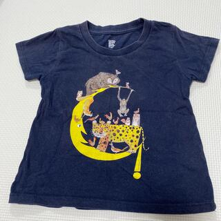 Design Tshirts Store graniph - グラニフ Tシャツ ネイビー