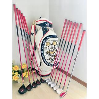 DAIWA - 美品◇豪華◆Daiwa レディースゴルフクラブ フルセット/限定キャディバッグ