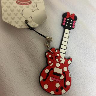 ディズニー(Disney)のミニー ギター ストラップ(キーホルダー/ストラップ)
