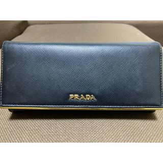 プラダ(PRADA)のPRADA プラダ長財布(長財布)