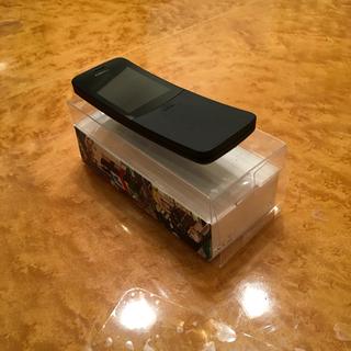 Nokia 8110 バナナフォン(ブラック)