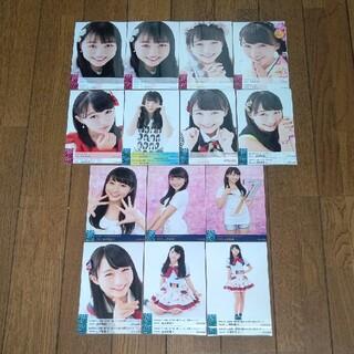 エヌエムビーフォーティーエイト(NMB48)の元NMB48 山本彩加 生写真25枚まとめ売り(アイドルグッズ)