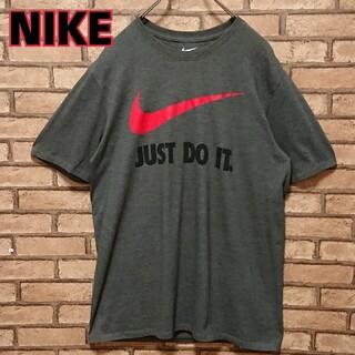 ナイキ(NIKE)のNIKE ナイキ フロント ロゴ メンズ 半袖 Tシャツ(Tシャツ/カットソー(半袖/袖なし))