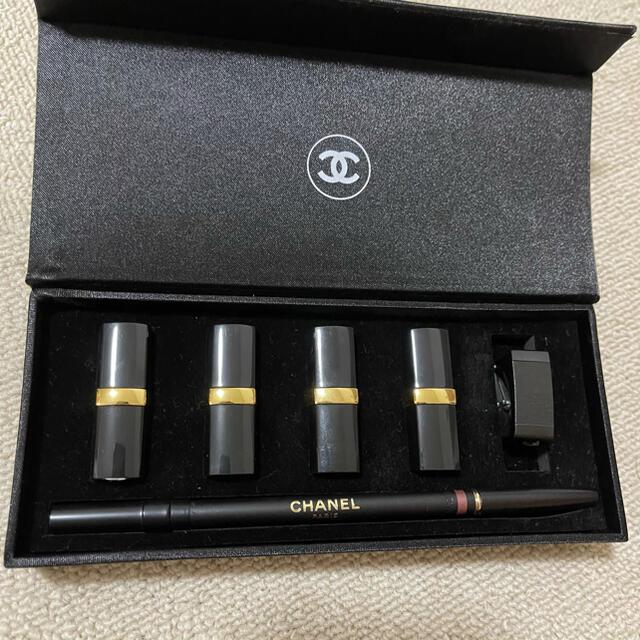 CHANEL(シャネル)のCHANEL リップセット コスメ/美容のベースメイク/化粧品(口紅)の商品写真