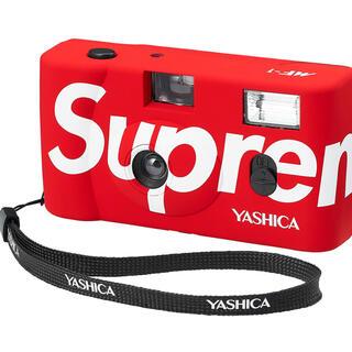 Supreme - Supreme Yashica MF-1 Camera 赤