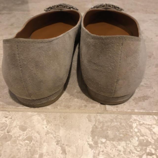 UNITED ARROWS(ユナイテッドアローズ)のPIPPICHIC ピッピシック 別注 パンプス フラット36.5 レディースの靴/シューズ(バレエシューズ)の商品写真