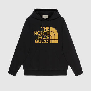 Gucci - 【XL】GUCCI×THE NORTH FACE  HOODIE パーカー