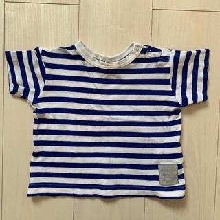 エフオーキッズ(F.O.KIDS)のF.O.KIDS と HusHush 半袖 80 tシャツ 2枚(Tシャツ)