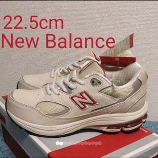 New Balance - 新品15400円☆ニューバランスnewbalance スニーカー  22.5cm
